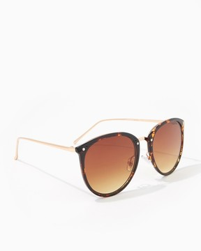 Charming charlie Kierra Round Sunglasses