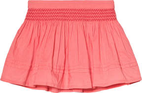 Mini A Ture Noa Noa Miniature Sugar Coral Embroidered Skirt