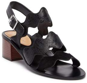 Marc Fisher Omalla Leather Sandal