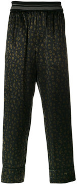 3.1 Phillip Lim printed trousers