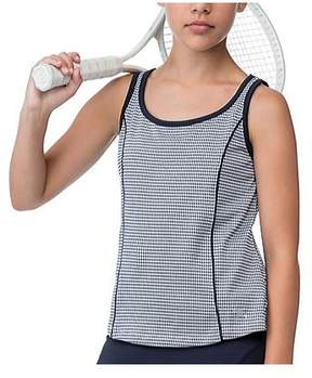 Fila Girls' Gingham Tank Top