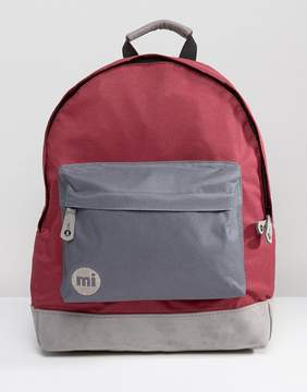 Mi-Pac Mi Pac Classic Bacpack with Contrast Gray