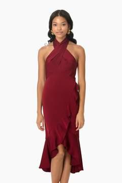 Shoshanna Boswell High-Low Dress
