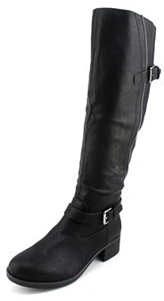 Style&Co. Style & Co Gayge W Round Toe Synthetic Knee High Boot.