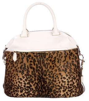 Max Mara Ponyhair Handle Bag