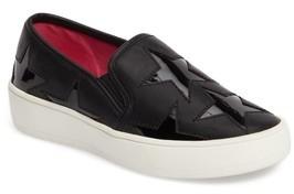 Steve Madden Girl's Famouse Star Slip-On Sneaker