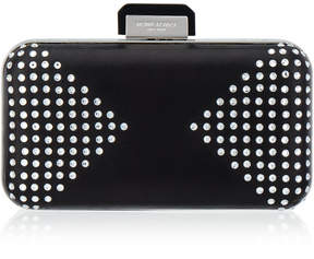 Henri Bendel Black Tie Rhinestone Party Box