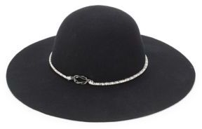 Eugenia Kim Buckle Wool Fedora