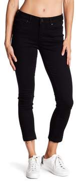 Articles of Society Carley Cropped Raw Edge Hem Jeans