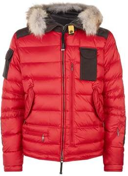 Parajumpers Quilted Hooded Skimaster Jacket