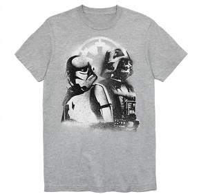 Star Wars Novelty T-Shirts Darth Trooper Duo Graphic Tee