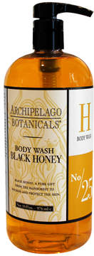 Archipelago Botanicals Black Honey Body Wash by 33oz Wash)