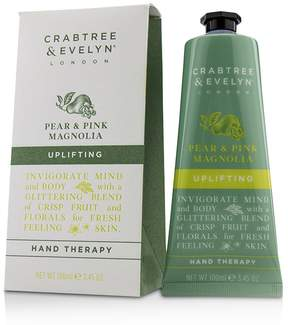 Crabtree & Evelyn Pear & Pink Magnolia Uplifting Hand Therapy