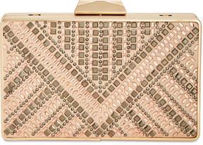INC International Concepts I.n.c. Rakhel Embellished Box Clutch, Created for Macy's