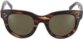 Celine Vintage Havana Sunglasses