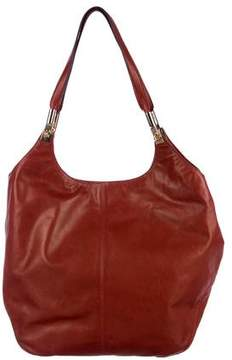 Elizabeth and James Large Leather Tote