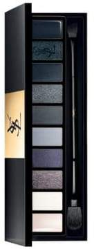 Yves Saint Laurent Underground Couture Variation 10-Color Expert Eye Palette