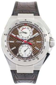 IWC Ingenieur Chronograph Silberpfeil IW378511 45mm Watch