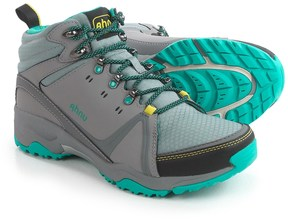 Ahnu Alamere Mid Leather Hiking Boots - Waterproof (For Women)