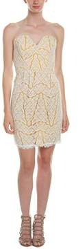 Adelyn Rae Lace Sheath Dress.