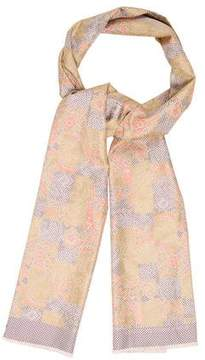 Louis Vuitton Silk Jacquard Stole