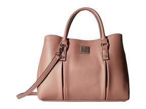 Anne Klein Soft Folds Satchel Satchel Handbags