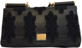Dolce & Gabbana Sicily leather mini bag - BLACK - STYLE