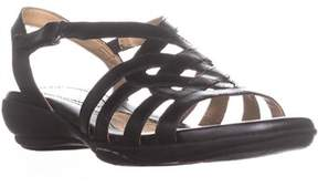 Naturalizer Charm Slingback Sandals, Black.