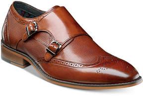 Stacy Adams Men's Lavine Double Monk Strap Loafers Men's Shoes