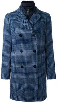 Fay Prince of Wales check coat