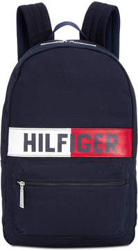 Tommy Hilfiger Men's Logo Flag Backpack