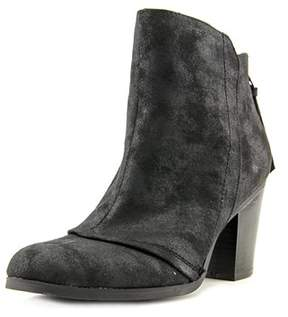 Bar III Womens Jillian Leather Round Toe Ankle Fashion Boots.