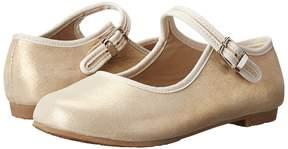 Elephantito Mj W/ Piping Girl's Shoes