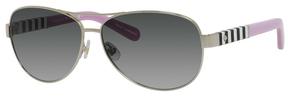Safilo USA Kate Spade Dalia Navigator Sunglasses