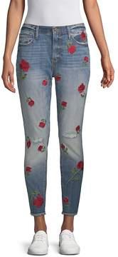 Driftwood Women's Joyce Girlfriend Jeans - Medium Blue, Size 29 (6-8)