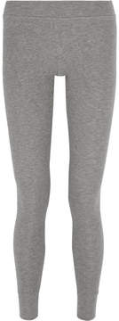 ATM Anthony Thomas Melillo Ribbed Stretch-micro Modal Leggings - Gray