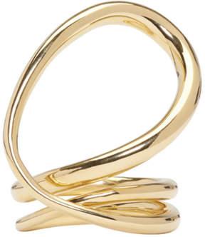 Charlotte Chesnais Gold Round Trip Ring