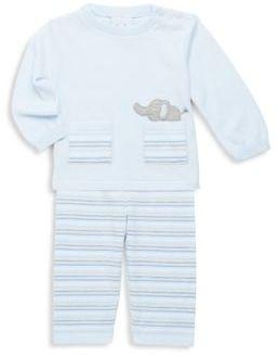 Florence Eiseman Baby's Cuddle Up Cotton Sweatshirt