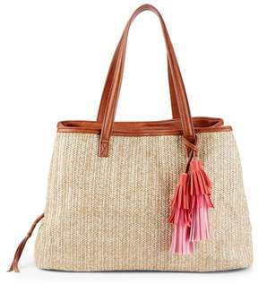 Sole Society Pipper Faux Leather Tote