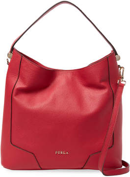 Furla Women's Michelle Leather Hobo