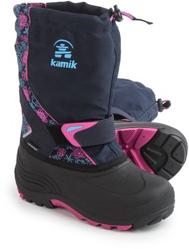 Kamik Sleet2 Pac Boots - Waterproof, Insulated (For Little and Big Kids)