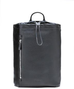 Calvin Klein Pebble Leather Sling Backpack