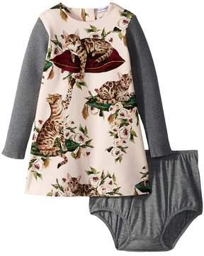 Dolce & Gabbana City Gatti Dress Girl's Dress
