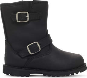 UGG Harwell leather boots 2-4 years