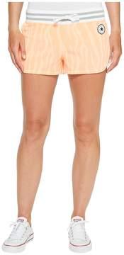 Converse Mesh Paneled Track Shorts Women's Shorts