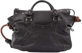 Corto Moltedo Black Leather Handbag