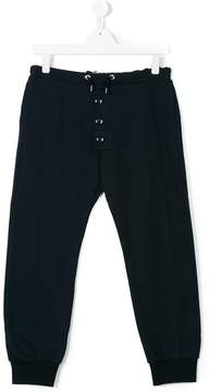 Marni button front track pants