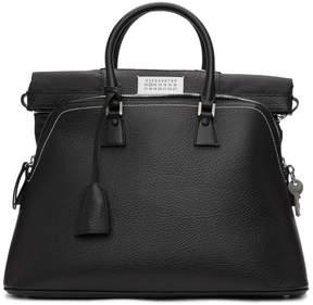 Maison Margiela Black Large 5AC Bag