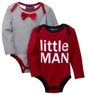 Andy & Evan 2-Pack Bodysuit Set (Baby Boys)