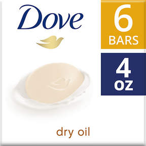 Dove Beauty Bar Dry Oil
